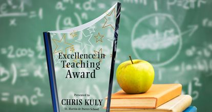 Teacher Recognition Awards