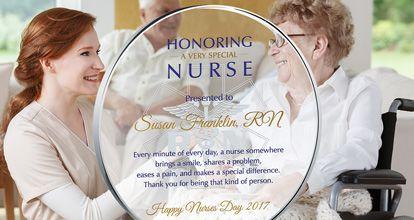 Nurse Plaques