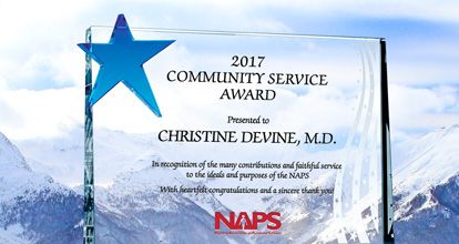 Community Service Awards