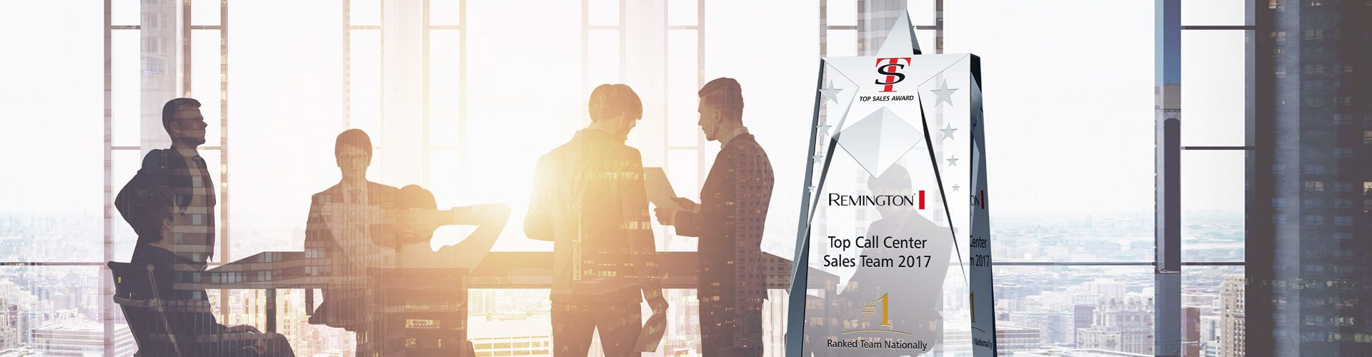 Top Awards Trophies for Your Sales Team - Banner 1