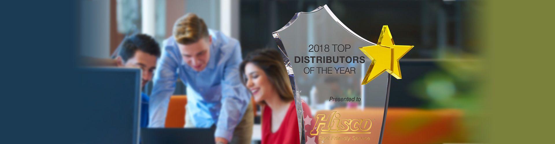 Custom Crystal Top Distributors, Dealers, Vendors Awards - Banner 1