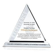 Trinity Military Excellence Award