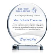 Circle Teacher Retirement Gift
