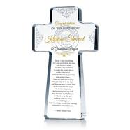 Religious Graduation Gift Plaque